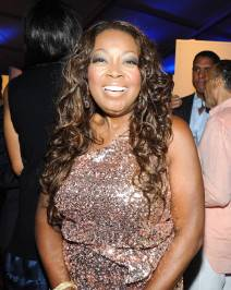 Star Jones Face Shot