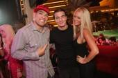 Tito Ortiz, Alesso and Jenna Jameson at XS Nightclub. Photos: Danny Mahoney/XS Nightclub