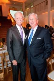 Captain Sullenberger and John Christian