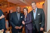 Willie Brown, Congresswoman Nancy Pelosi and Paul Pelosi