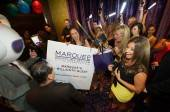 The one millionth customer at Marquee.