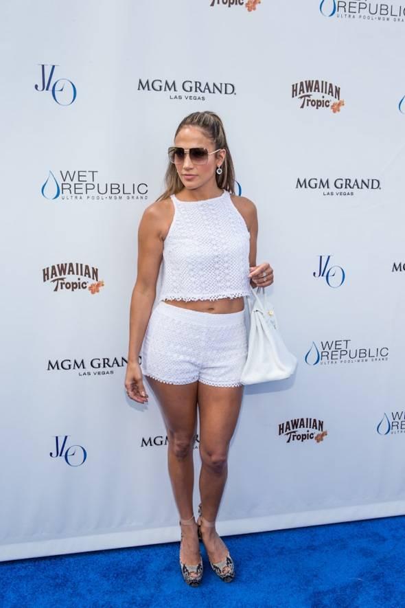 Jennifer 'J Lo' Lopez
