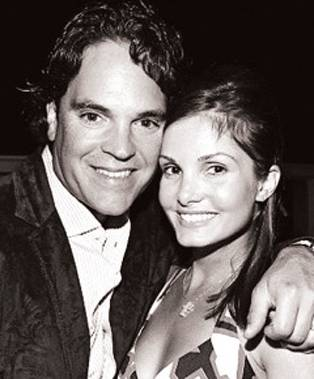 ALICIA AND MIKE PIAZZA