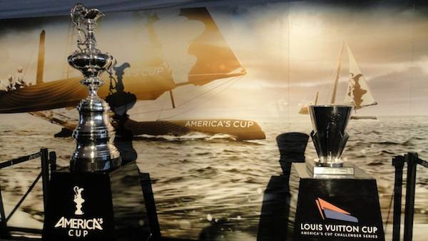 America's Cup and Louis Vuitton Cup