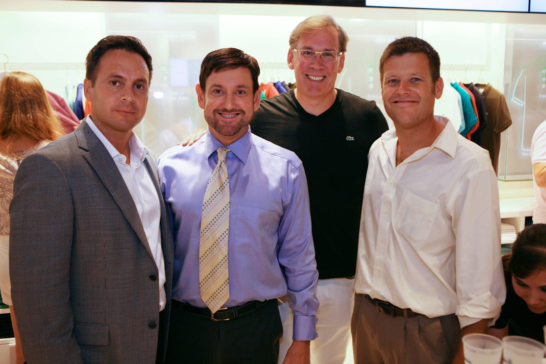 Ralph Andrade, Michael Gongora, Steve Birkhold, & Jonah Wolfson