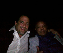 Its Quincy Jones in the French Riviera! —Brett Ratner