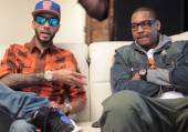 Carmelo Anthony Interviewd by Swizz Beatz