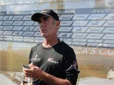 French Energy Team skipper Loick Peyron