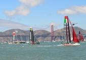 The final race day in San Francisco