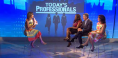 Covered great topics this morning with Dr. Nancy, Star Jones, Savannah Guthrie.