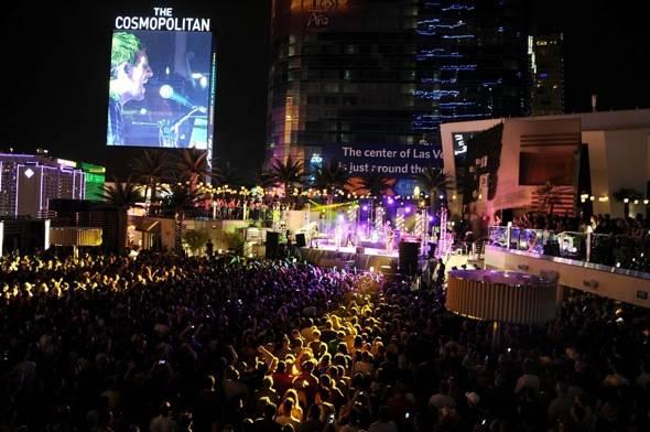 at The Cosmopolitan Of Las Vegas on August 16, 2012 in Las Vegas, Nevada.