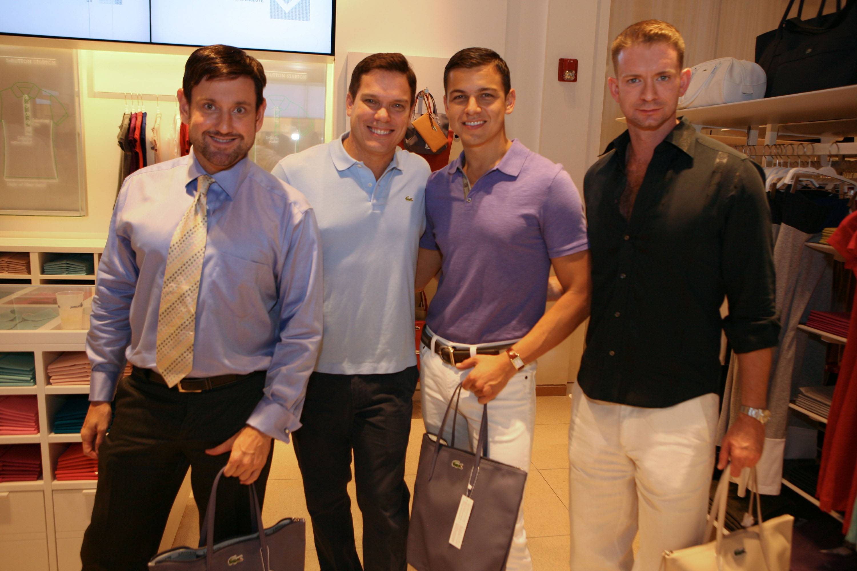 Michael Gongora, Alan Randolph, Steven Rodriguez, & Brad Ugent