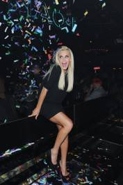 Jenny McCarthy at 1OAK at the Mirage. Photos: Denise Truscello/WireImage