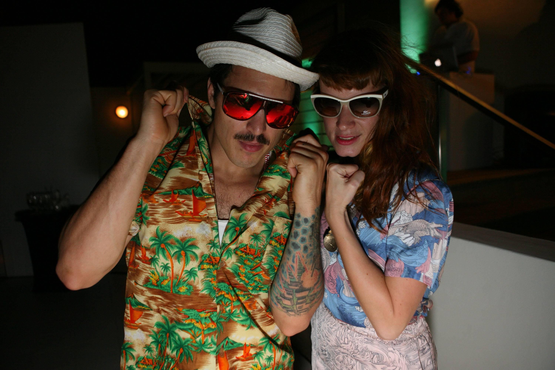 Otto Von Schirach & Tasha Lopez de Victoria2
