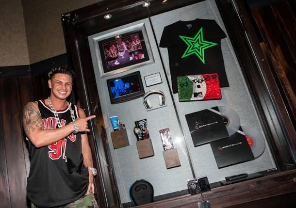 Paul 'DJ Pauly D' DelVecchio