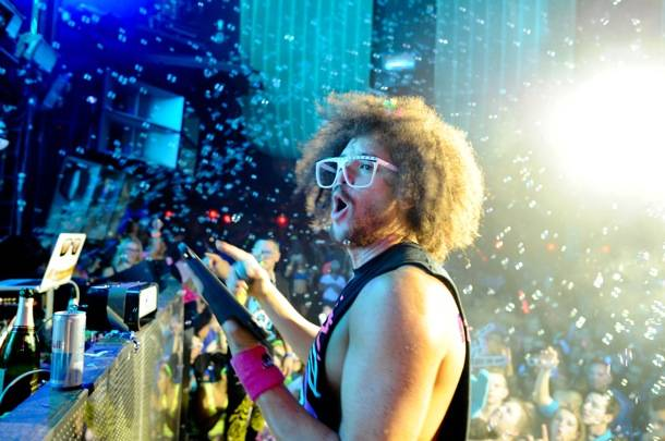 Redfoo_Party Rock Monday_Marquee