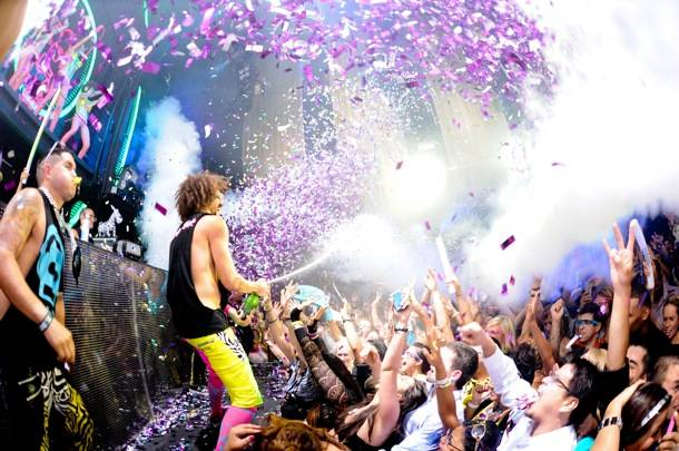 Redfoo_Party Rock_Marquee
