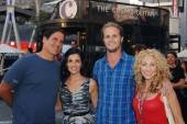 Mark Cuban, Jackie Tranchida, Keith Bleim and Katie Daryl