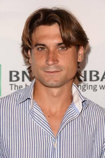 Tennis player David Ferrer