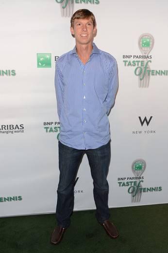 Tennis player Eric Butoriac