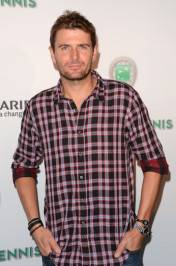 Tennis player Mardy Fish