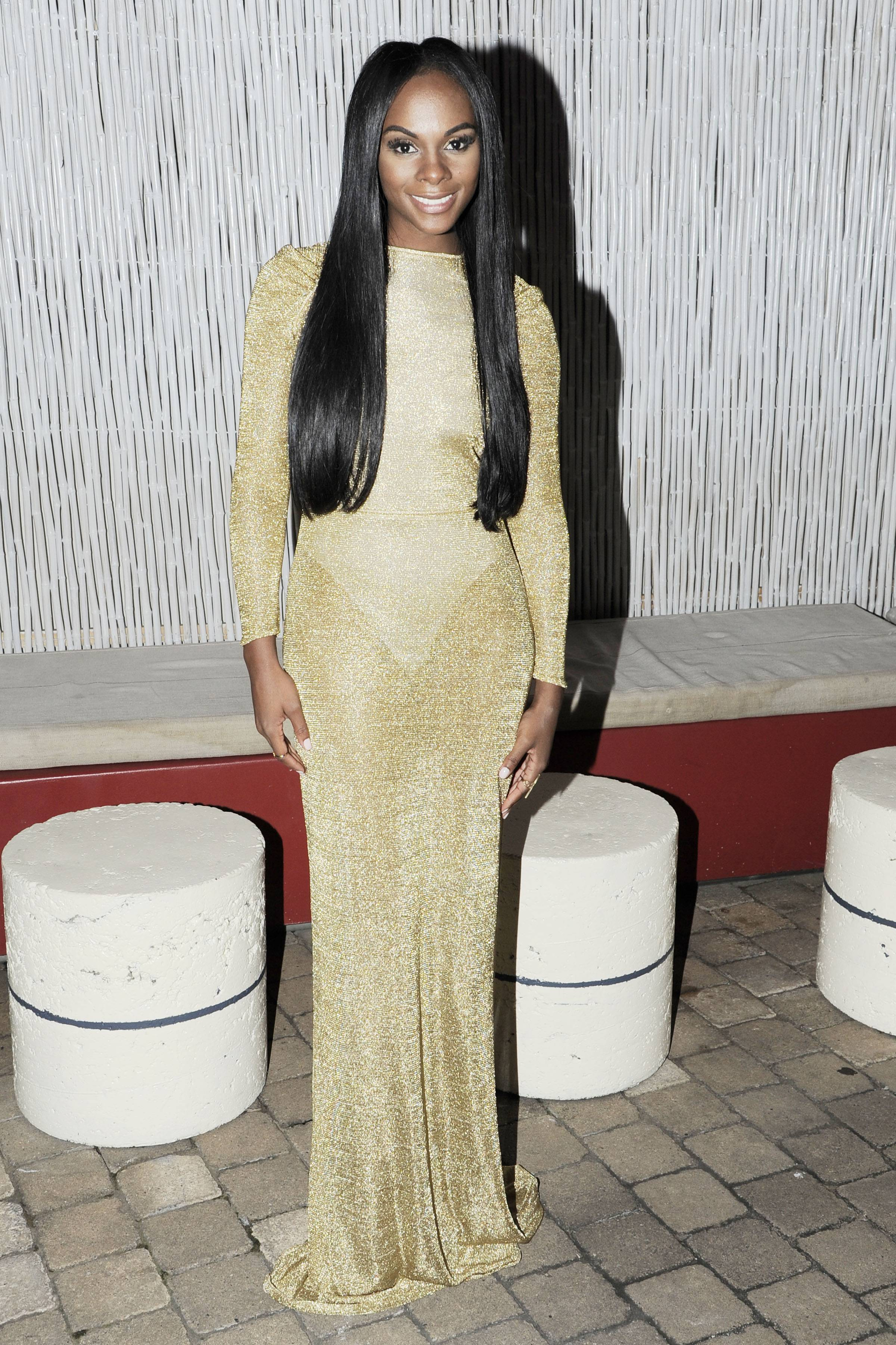 """The Cinema Society with Circa and Alice & Olivia host the after party for """"Sparkle"""""""