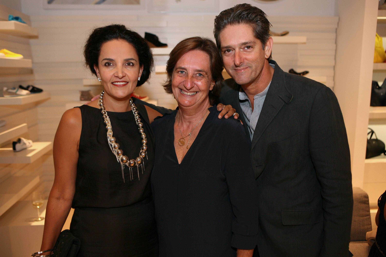 Susie Wahab, Beryl Lacoste, & Walid Wahab