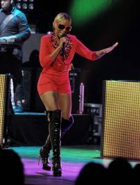 Mary J. Blige plays the Pearl at the Palms.