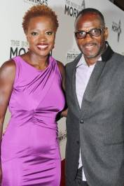 Viola Davis & husband Julius Tennon