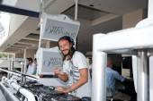 Bob Sinclar at Wet Republic. DJ photos: Brenton Ho/Powers Imagery LLC