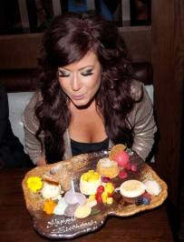 Chelsea Houska celebrates her 21st birthday at Social House. Photos: Cassi Thomas/Kabik Photography