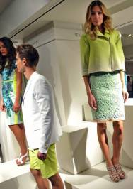 Fashion Elie Tahari Spring 2013