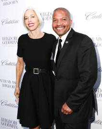 "BERGDORF GOODMAN and CADILLAC host a special screening of ""Scatter My Ashes at Bergdorf's"" in celebration of the store's 111th Anniversary"