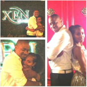 Me and my Big Bro Duane at his spot XEN! We had a good time! Check it out!!!! —Jada Pinkett Smith