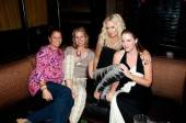 Jennie Garth and friends at Lavo.