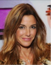 I did my own makeup with Urban Decay from Ulta Beauty. Thoughts? —Kelly Bensimon