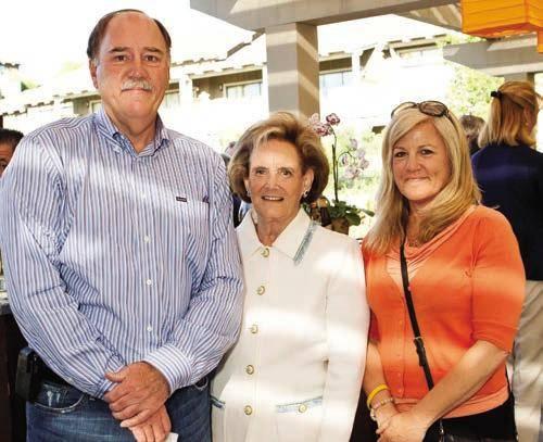 Mark Sutherland, Betsy Glikbarg, Jill Bibo