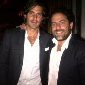I'm going to Argentina to train playing polo with Nacho! —Brett Ratner