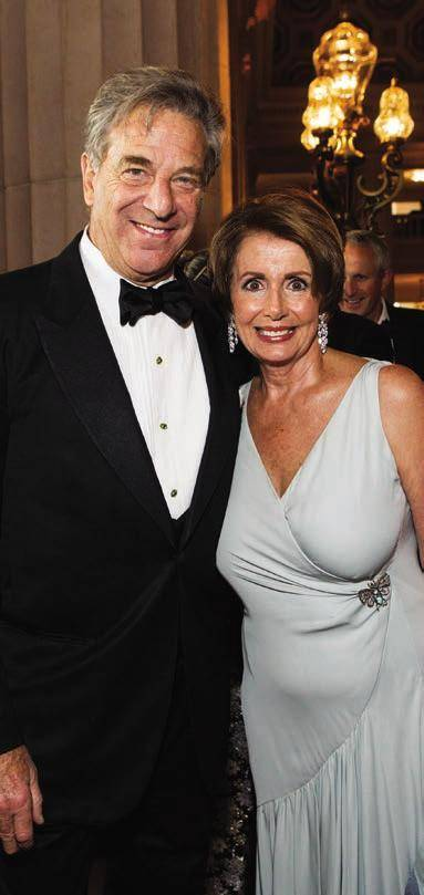 Paul Pelosi, Nancy Pelosi
