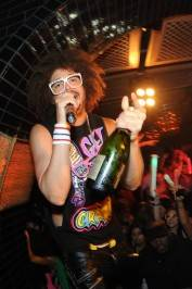 Redfoo at Lavo.