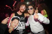 Redfoo and PSY at Tao Nightclub. Photos: Al Powers/Powers Imagery