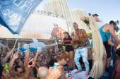 Sky Blu at Wet Republic.