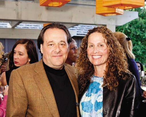 Susan Coan, Jim Sansoterra, Wendy Baum
