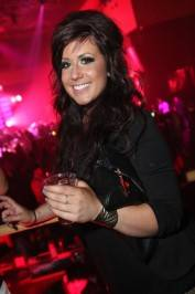 Teen Mom 2's Chelsea Houska at Rain Nightclub.