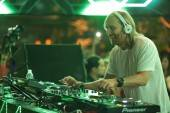 David Guetta at XS Nightclub.