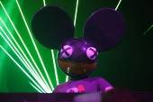 Deadmau5 at XS. Photos: Danny Mahoney/XS and Tryst Nightclubs