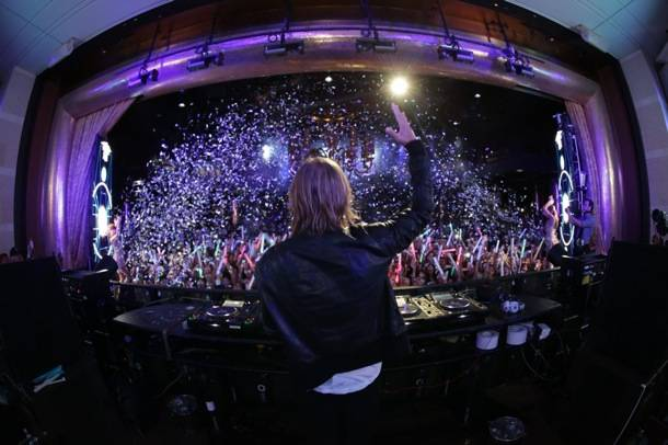 XS Nightclub 9.2.12 - David Guetta