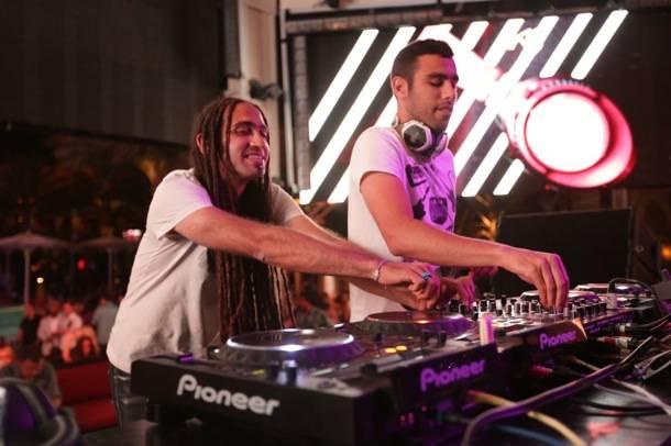 XS Nightclub 9.2.12 - Sultan & Ned