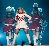 Photos: Madonna Performs at the MGM Grand Garden Arena