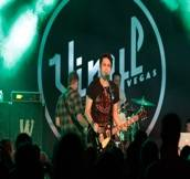 Photos: Trapt Plays Vinyl at the Hard Rock Hotel